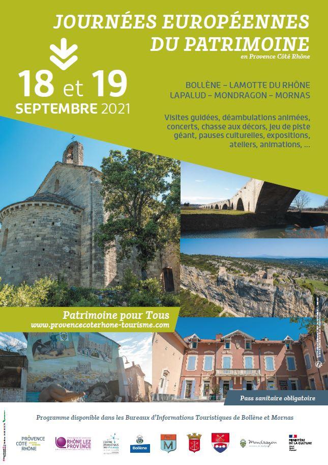 Journées européennes du patrimoine Bollène : Château de Chabrières