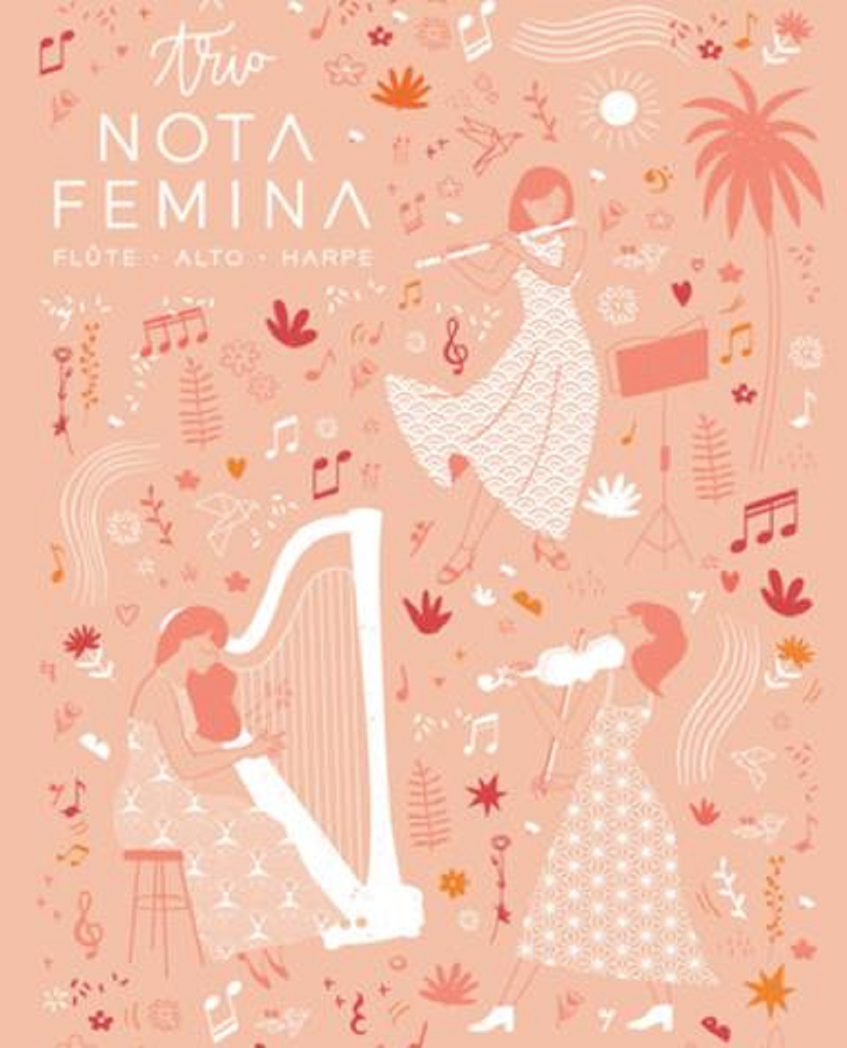 Concert :  Arc en cello I Trio Nota Femina - Et bien dansez maintenant !