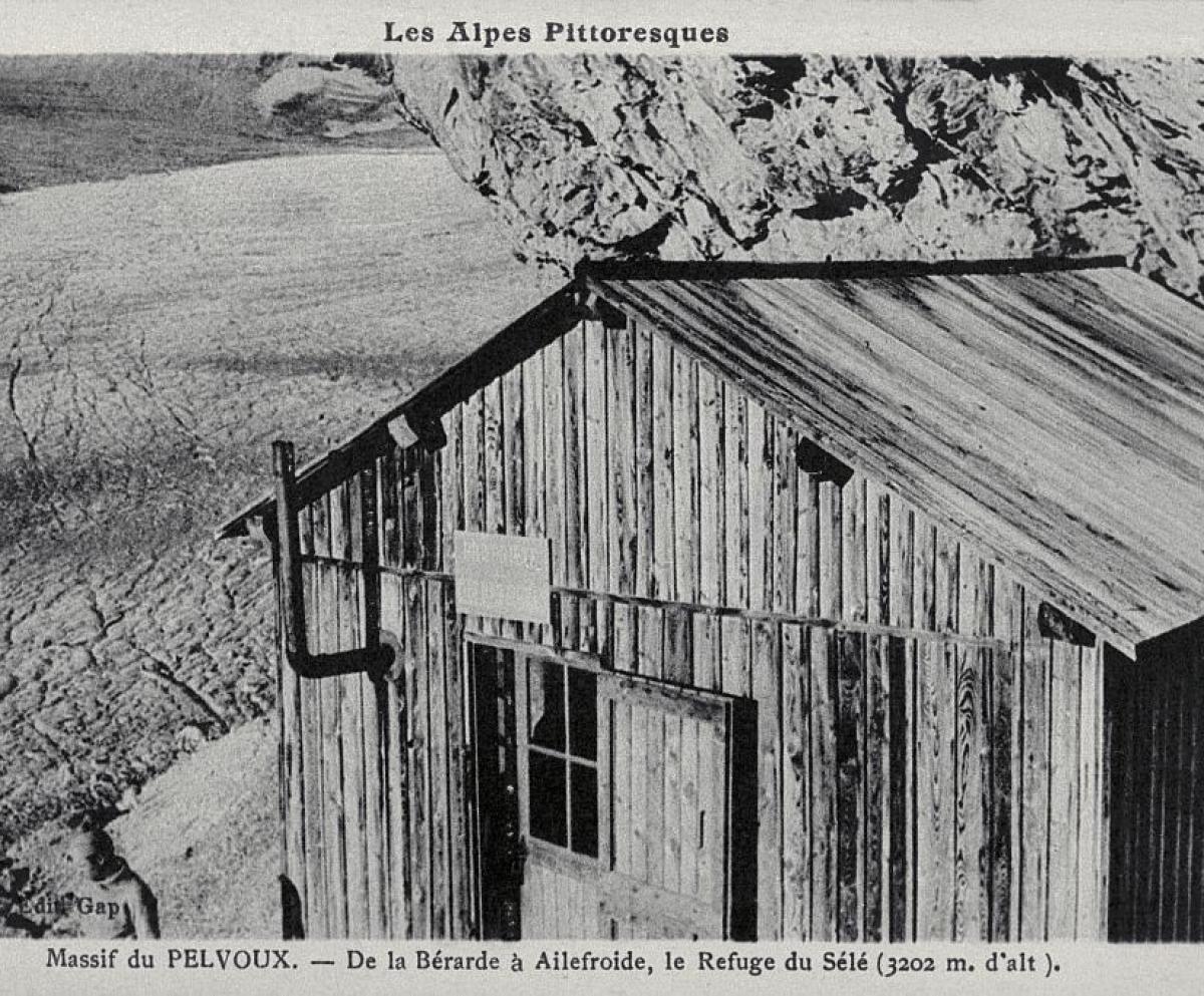 Exposition: Histoire des refuges en Vallouise