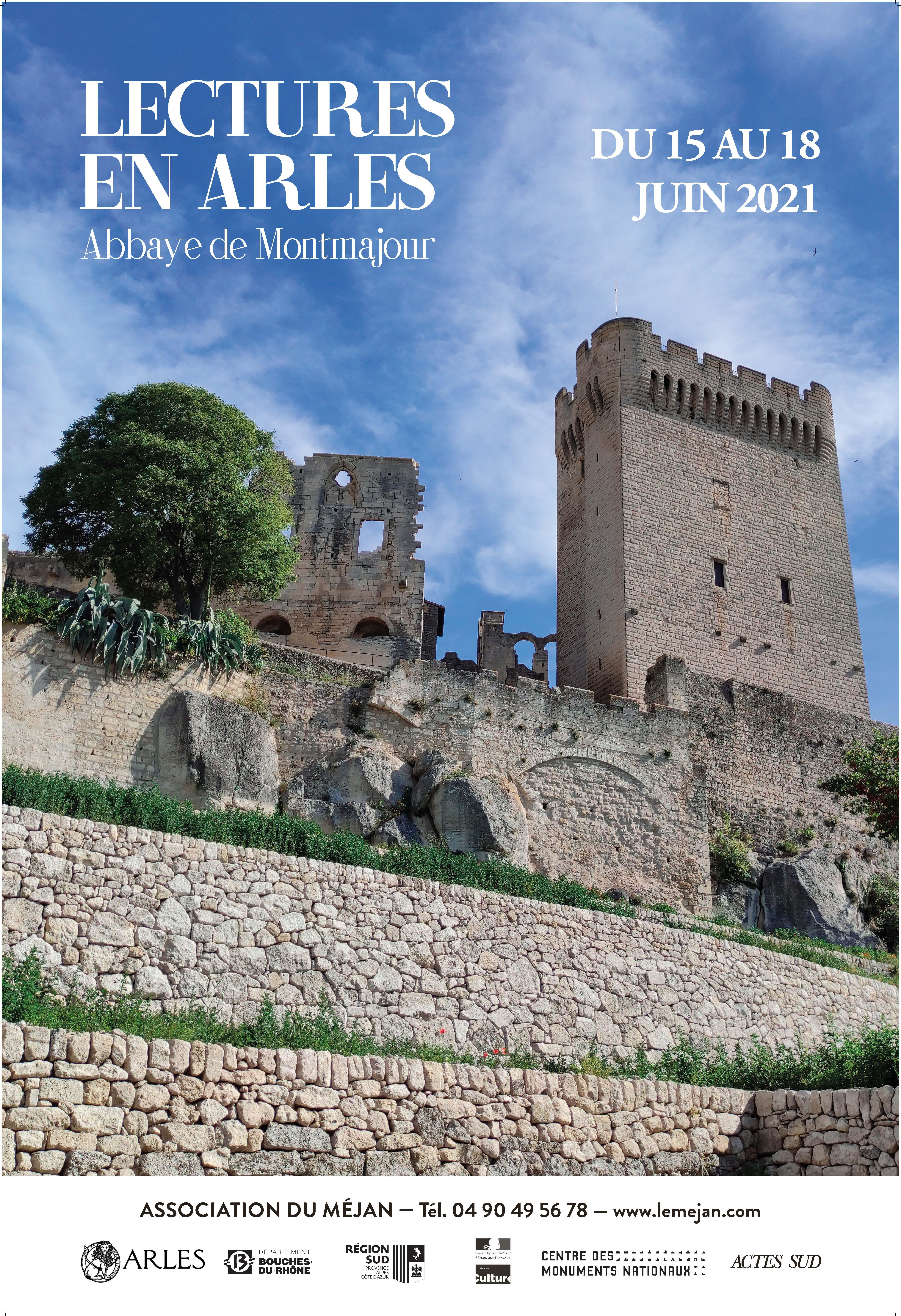 Lectures en Arles - Abbaye de Montmajour