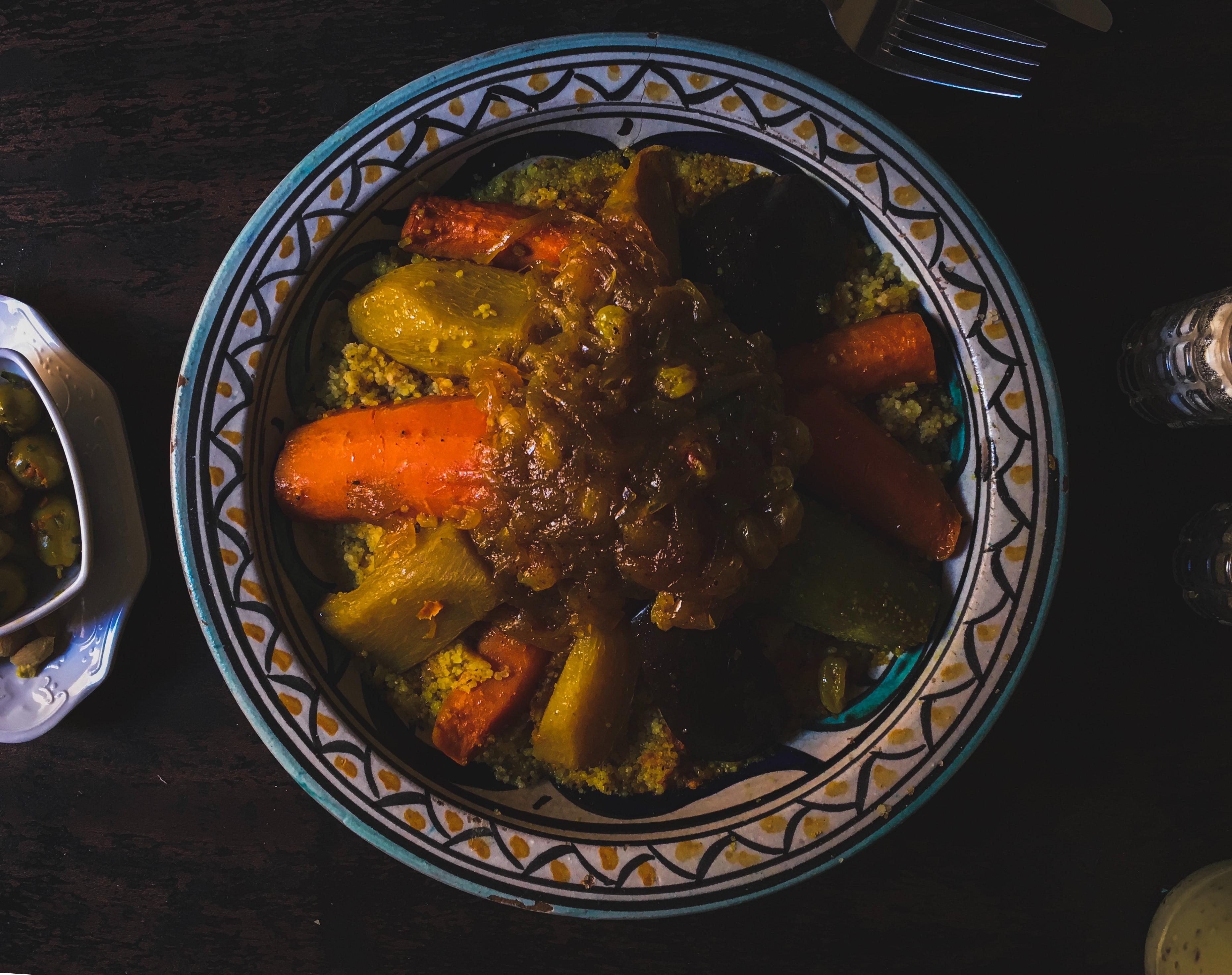 JEP Atelier culinaire: Coucous algérien