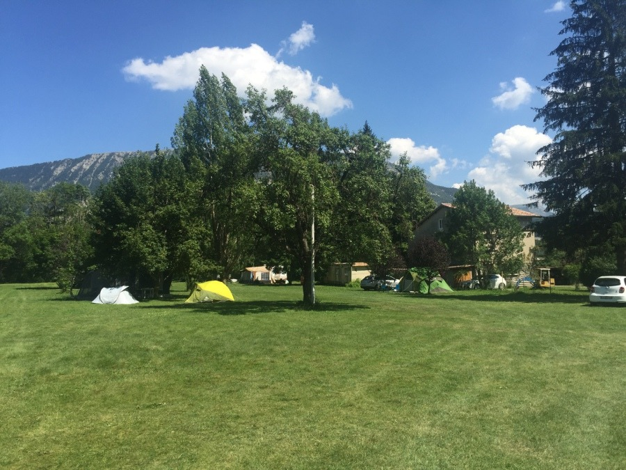 Camping Aire Naturelle l'Issole St. André-les-Alpes