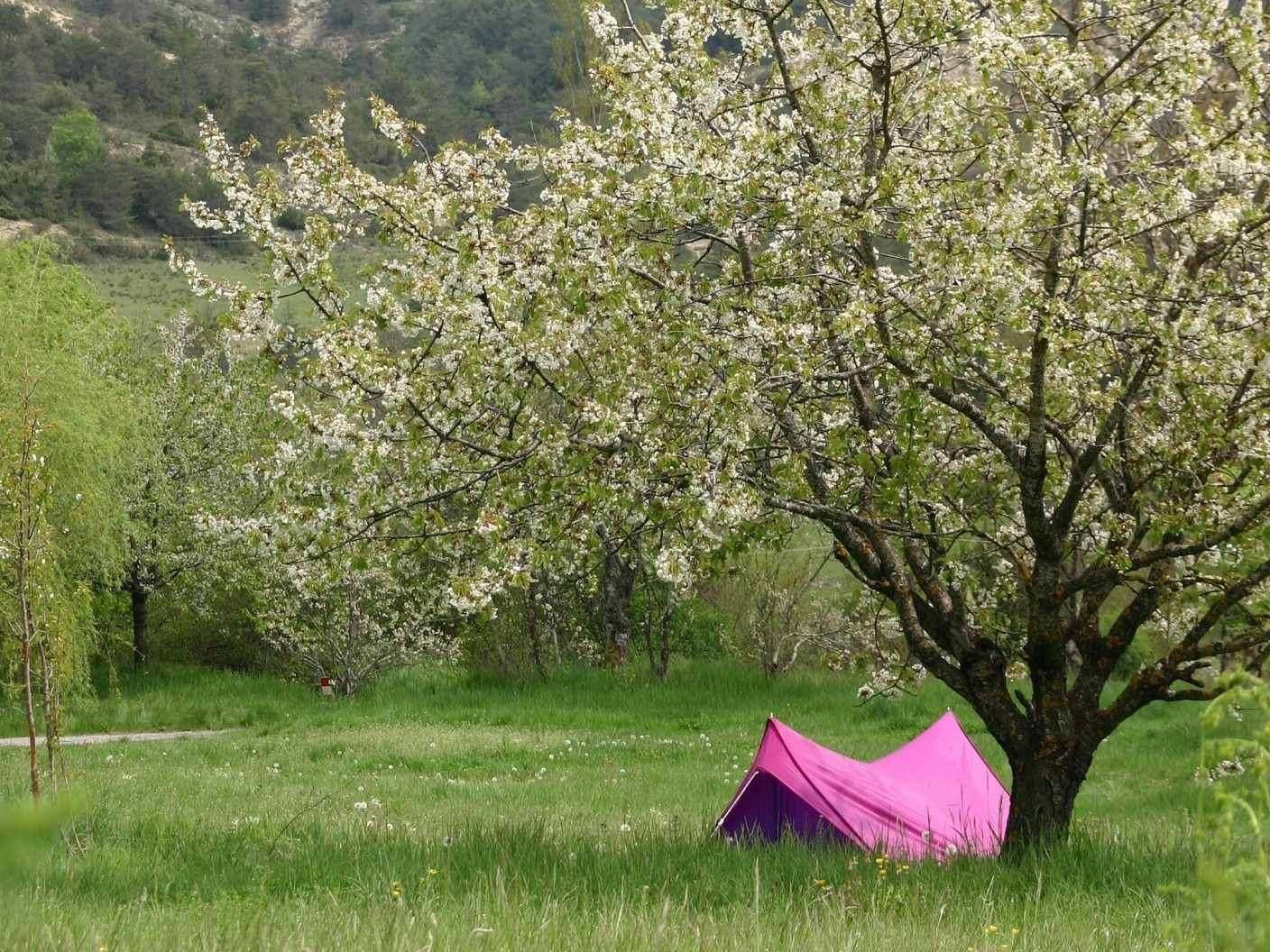 franse-camping LES CATOYES ORPIERRE