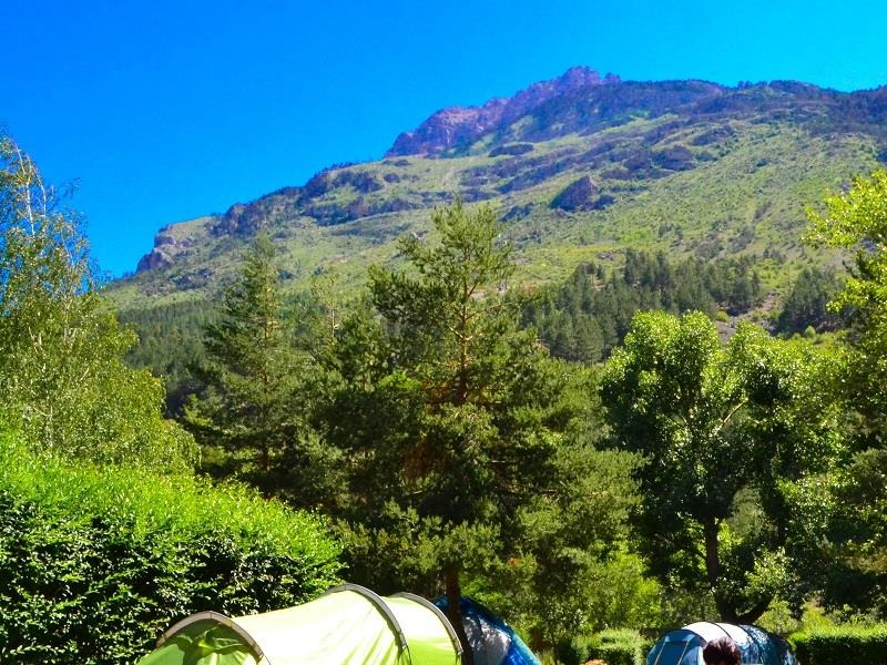 Camping CAMPING LES ECRINS L ARGENTIERE LA BESSEE