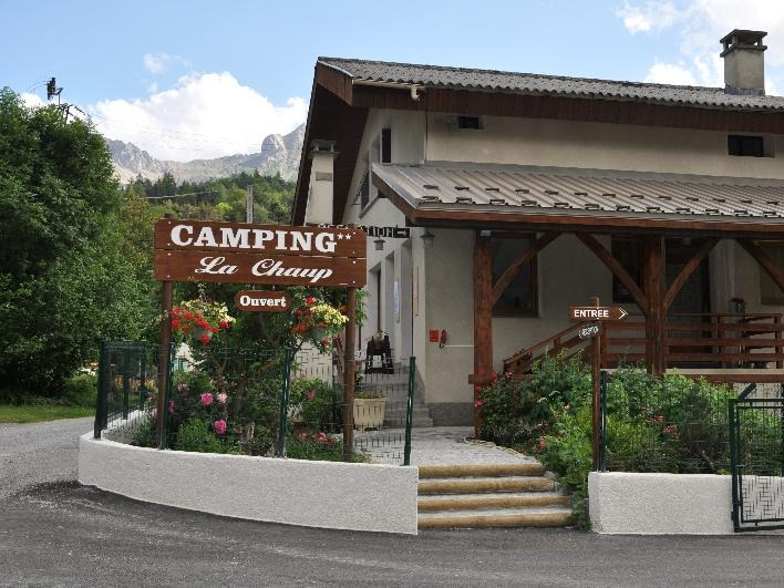 Camping Camping LA CHAUP ENCHASTRAYES