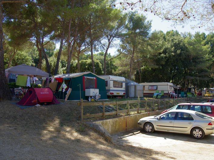 campsite Camping Buffalo Hacienda La Seyne-sur-Mer