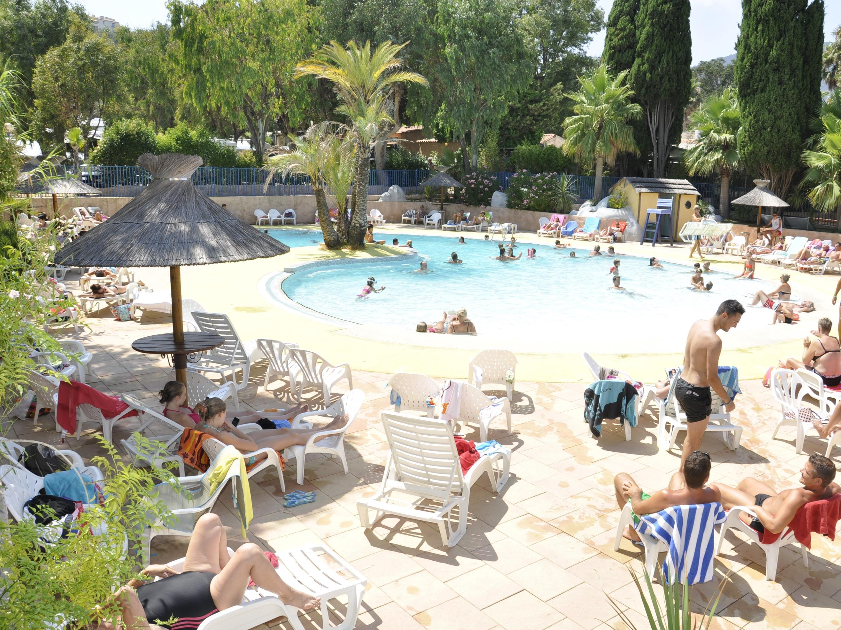 Camping Camping la Baie Cavalaire sur Mer