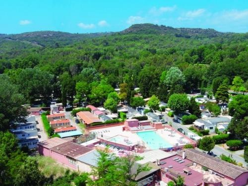 campsite PARC SAINT JAMES LE SOURIRE VILLENEUVE LOUBET