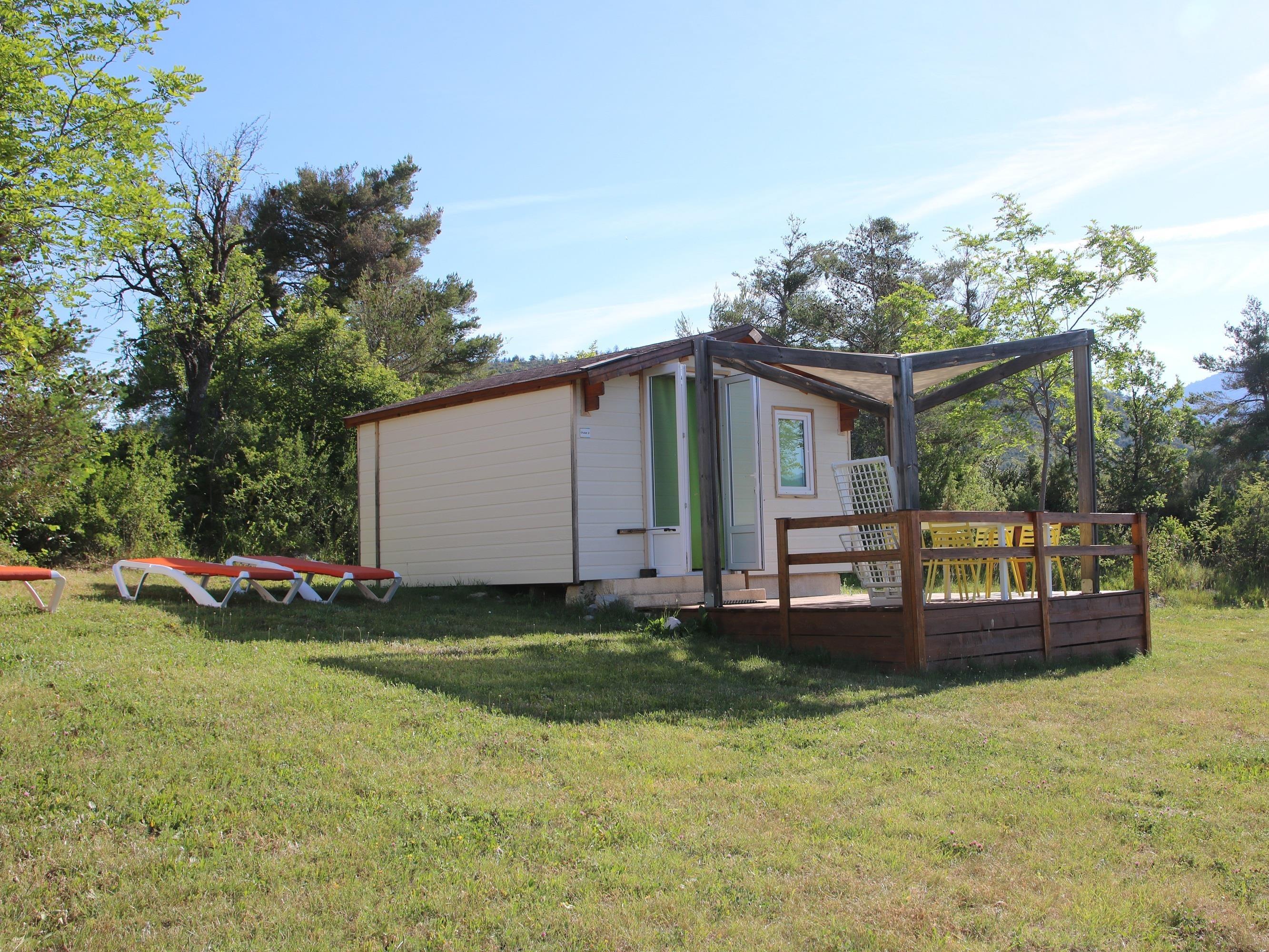 Camping Camping Castillon de Provence Castellane