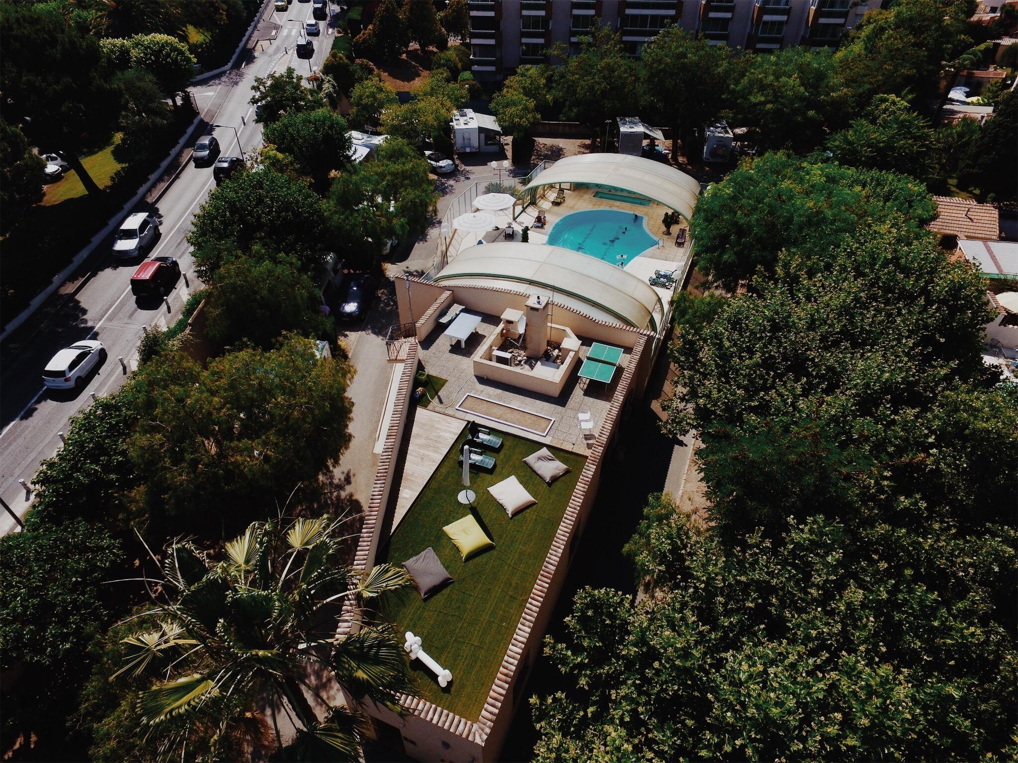 franzosisch-camping Camping de l'Hippodrome Villeneuve Loubet Plage