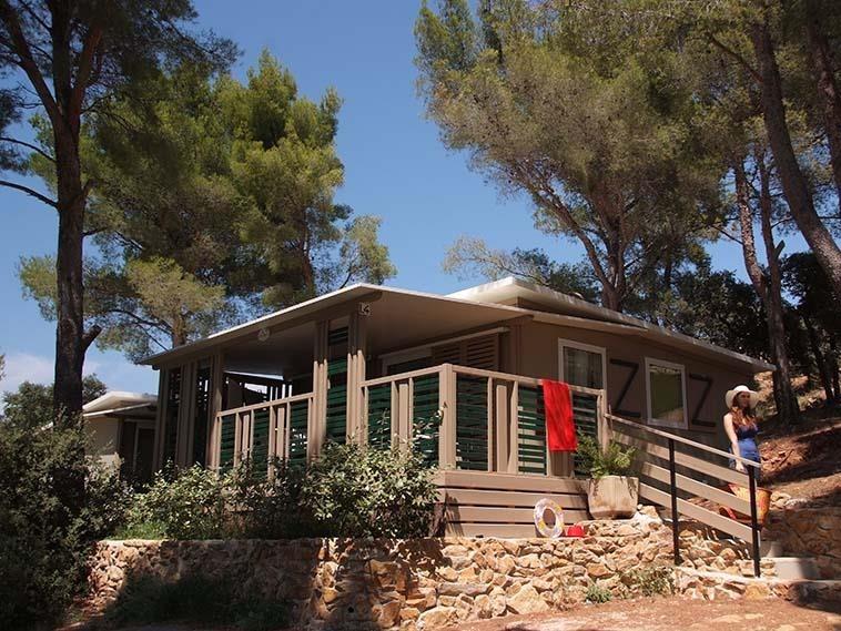 campsite Camping Clos Ste Therese Saint Cyr-sur-Mer