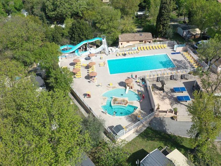 Camping Parc Bellevue Cannes