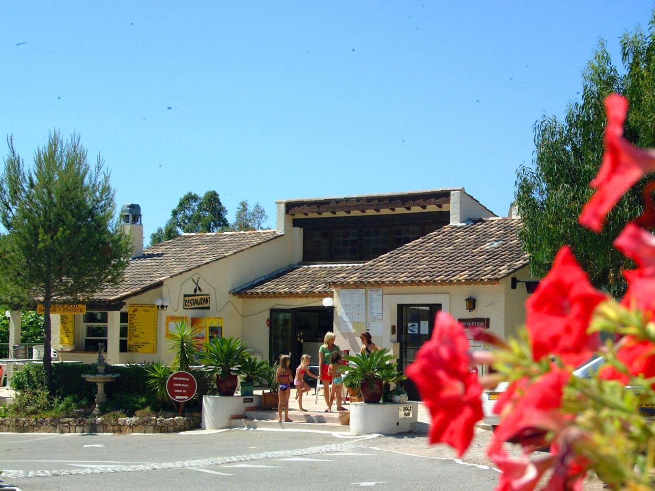 campsite Camping Agay Soleil Agay