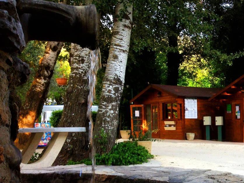 Camping Camping de L'Hérein Visan