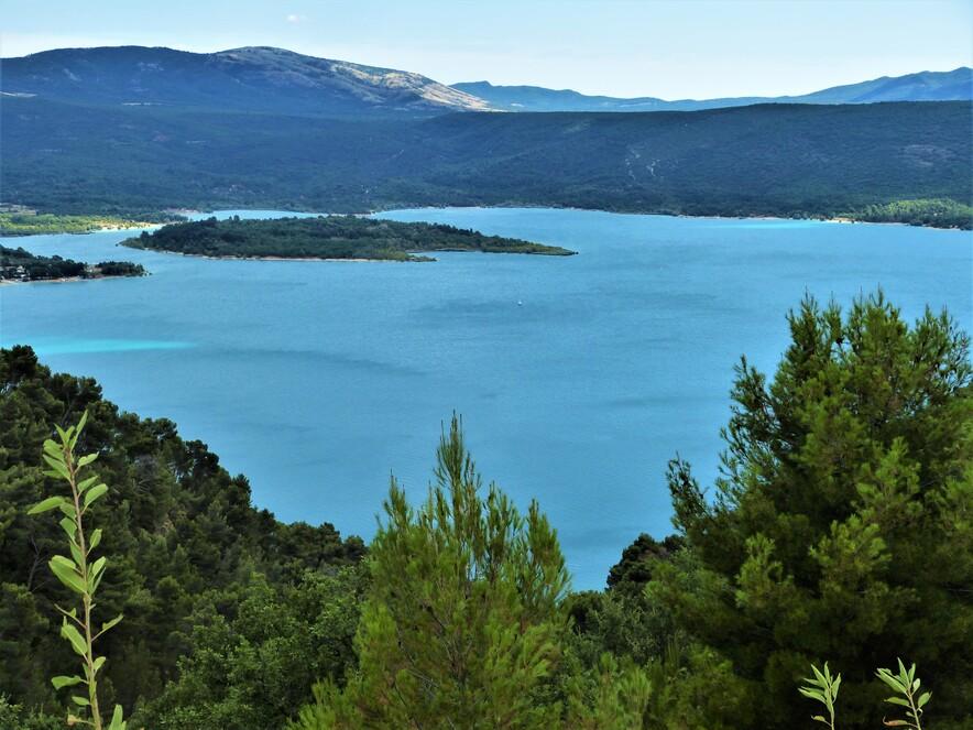 Rond Lac de Sainte-Croix
