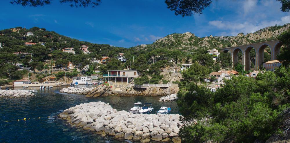 Around Martigues et la Côte bleue