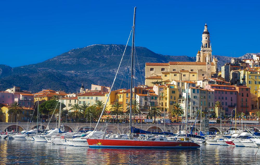 Rond Côte d'Azur et Monaco