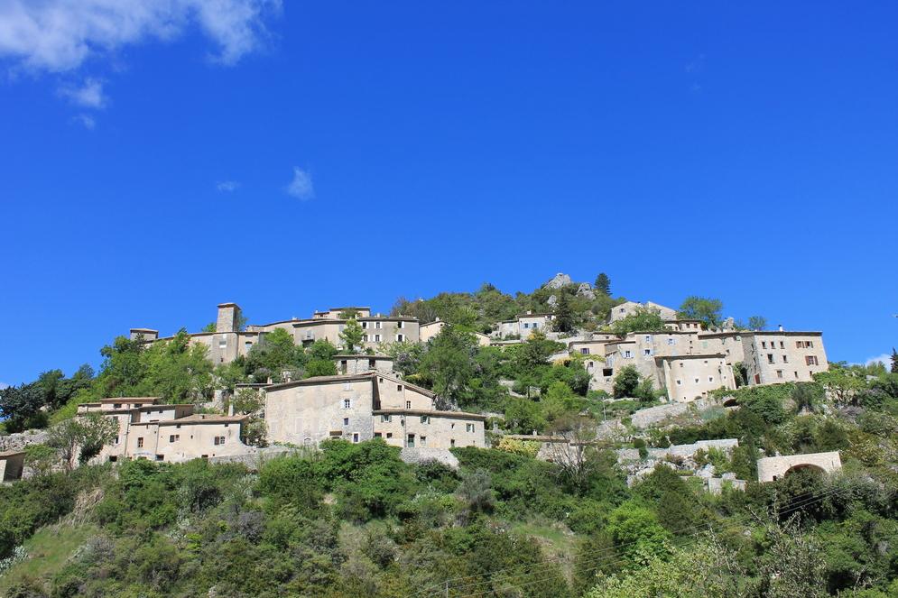 Autour de Mont Ventoux